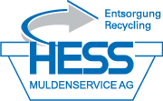 Hess Muldenservice AG Logo
